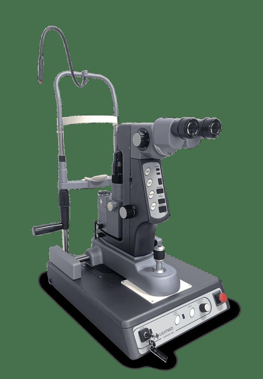 YAG Laser | TriLas Medical