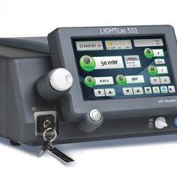 lightlas console | TriLas Medical